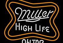 Miller High Life Neon Beer Signs & Lights
