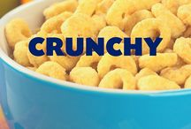 Crunchy / Inspired by our newest product Crunchin' Kernels! The perfect snack time crunch!  / by Kernel Season's