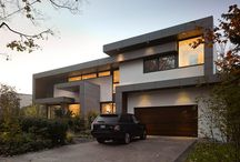 Contemporary Home / Architecture and home decor with a modern contemporary style
