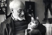 Cats and artists