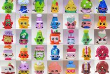 Shopkins / Once you shop... You can't stop