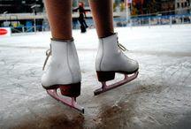 Breakin' the ice / La mia (nuova) passione invernale: pattinare sul ghiaccio