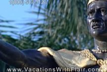 Vacations With Flair on video / Designing Luxury Destination Weddings and Honeymoons.  We create travel to fit you- we do not ask you to fit the travel.  You are unique, so should your travel itinerary be. www.vacationswithflair.com