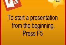 Microsoft PowerPoint Tips