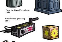 Doctor Who / by Ruth Roy