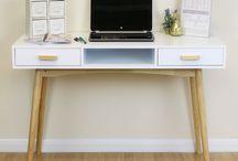 Emma's desk