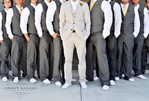 Men's wedding ideas