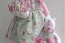 Тильды, куклы