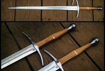 Middeleeuwen / allerhande middeleeuwen Kleding wapens tenten