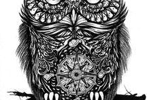 DIY-szkic tattoo