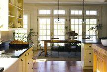a cozy home - kitchen