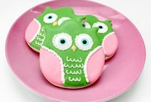Owl Ideas for Anna's 1st Birthday / by Jennifer Steele