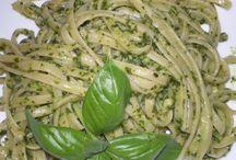 Pasta / Italian-American pasta recipes