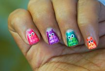 31 Day Challenge - Nail Art - 31DC2014 / 31 Day Nail Art Challenge / by HK Likes