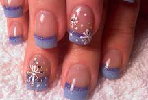 Nails - Christmas Designs