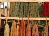 Natural Dyes / Natural Dye Methods for Wools, Cottons, and other fibers