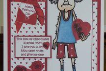 Cariad's Cards - humour
