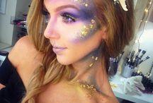 Sereia makeup