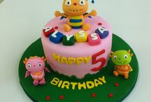 Henry hugglemonster / Henry dragomonstru party