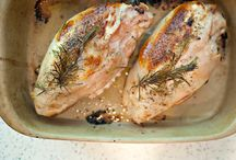 Turkey breast recipes / by Mary Jo Hamilton