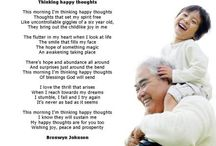 Happy Thoughts / Things that make you think happy thoughts