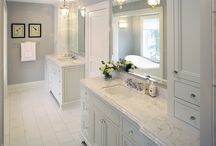 Bathroom Hall