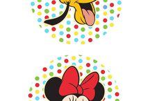 Mickey Mouse - vše