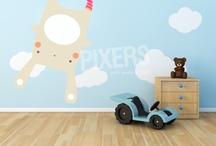 Kidsroom / Pokój Dziecięcy