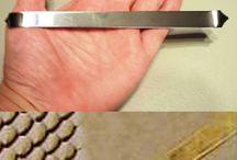 Инструменты для керамики