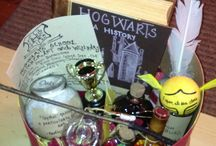 Harry Potter / Trivia, crafts, recipes, decorations and more! / by Susan Ange Lee