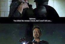 Iron Man/RDJ | Funny