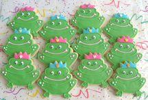 Recipes ... Dessert Cookies