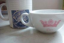 Baby princess mug