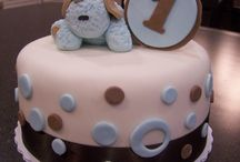 Jaxson's 1st birthday / by Amber Musial Smith