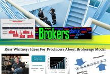 Ideas For Producers About Brokerage Model / The new business brokerage model give the owner greater opportunity to focus on sales of business and thus makes producers to transform from salesperson to a business person.