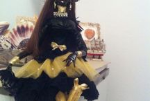 Desideria / I just start to making doll and i love do it...Maybe she is not perfect but the next one will be!