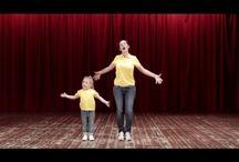 canzoncine e danze