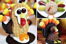 Thanksgiving 101 / Recipes, table decor & more Gobbly stuff