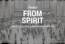 On the Blog How to Tell if You've Come into Contact with a Spirit
