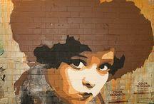 Murales & Street