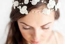 {Wedding} Halos & Headbands / by Maggie McAllister