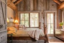 rustic house ideas