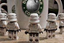 Star Wars Legos ..<3 / by Ana Lancheros
