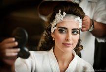 Como usar Headbands / Usar headbands em penteados de casamento dá um look romântico
