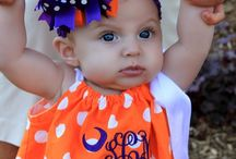 Clemson Tiger Time / by Rebecca Rice