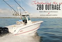 Boston Whaler | 2016 / Learn about the latest and greatest from Whaler in 2016!