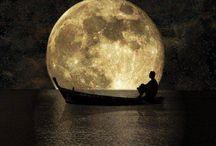 Moonlit Water