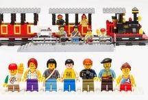 LEGOLAND Billund Train Latest LEGO Insider Tour Set
