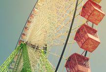 Round-Round the Ferris Wheel!