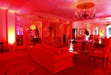 IEI Design: Red / IEI events with red influences.